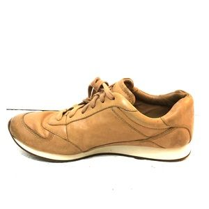 Coach Reann Leather Fashion Sneakers